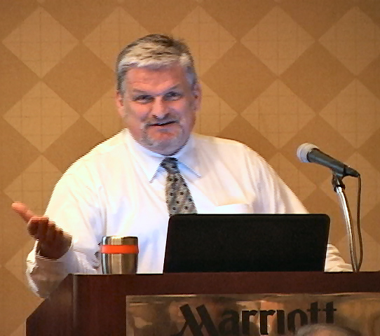 Featured Speaker at the Texas Society of Homeopathy's 2011 Conference