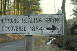 healing springs